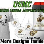 USMC Shirts and Gifts