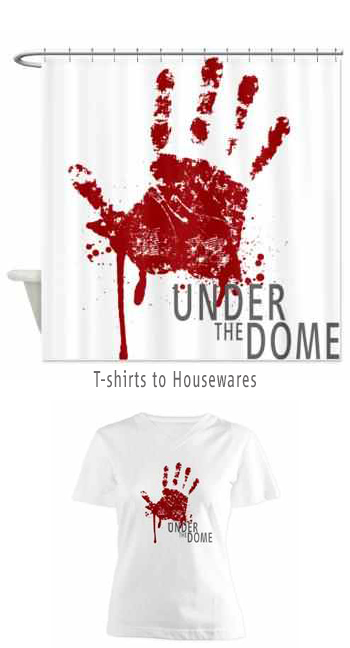 Under the DOME TV Series Fan Merchandise