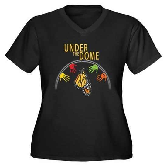 under_the_dome_four_hands_plus_size_tshirt